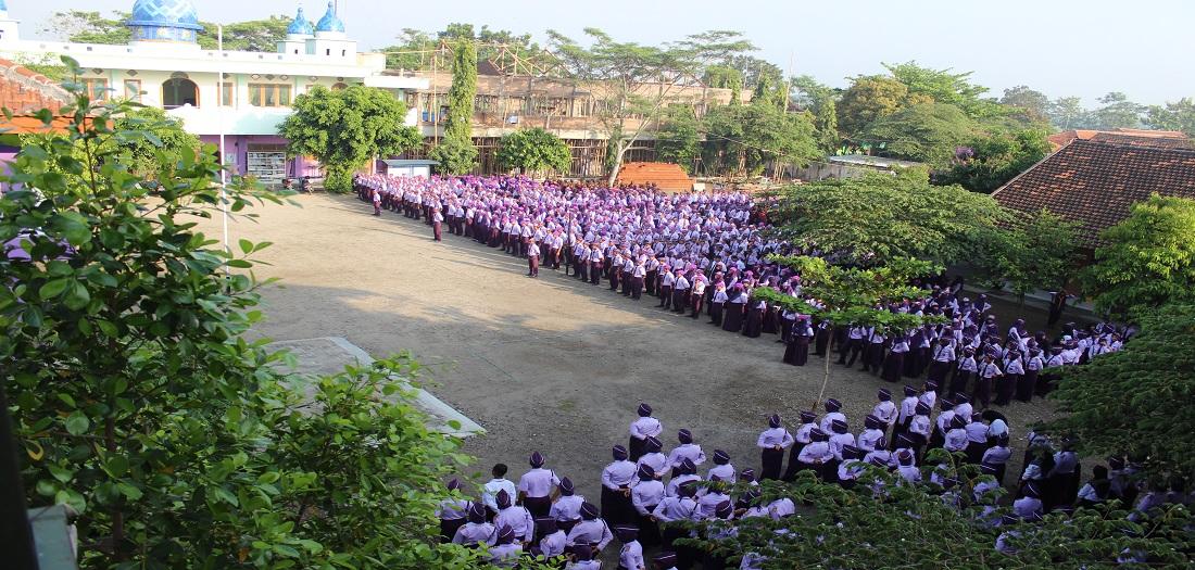 kampus SMKN 1 Geger