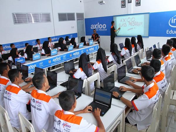 Kelas Axioo TKJ