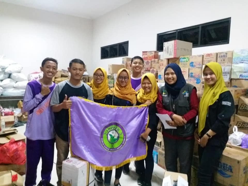 FOISGER Gelar Penggalangan Dana Untuk Korban Bencana Banjir di Madiun