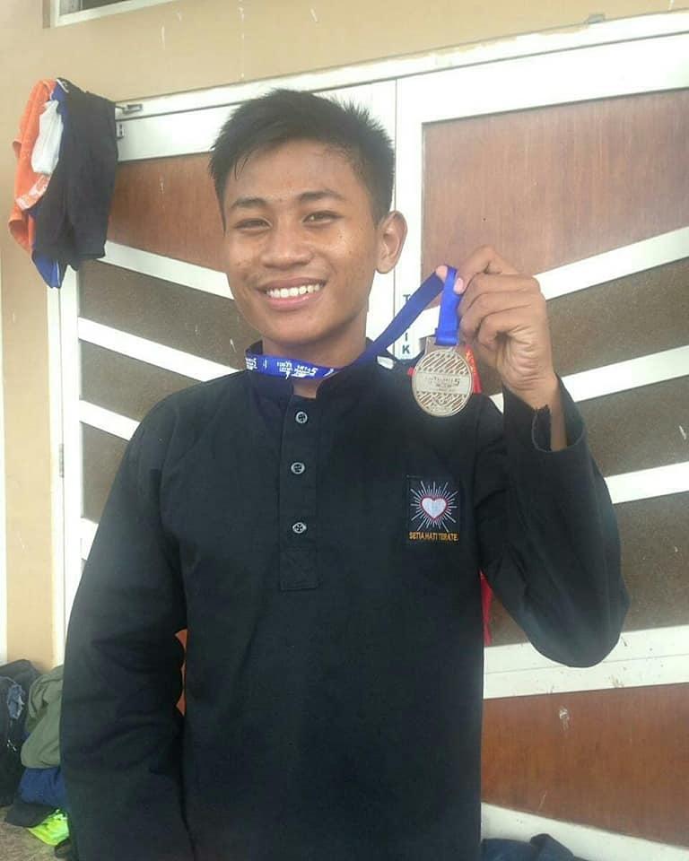 Siswa SMKN 1 Geger Juara Nasional Pencak Silat