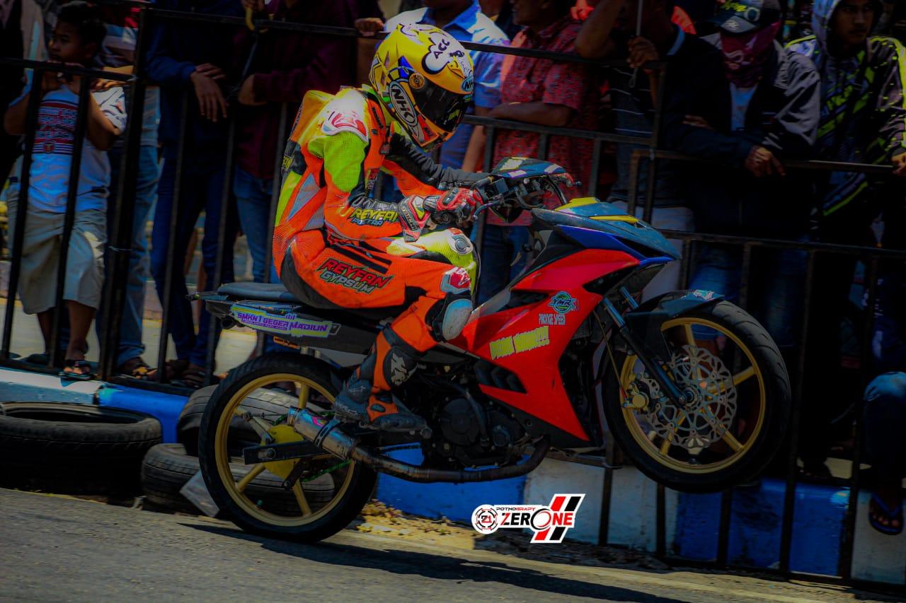 Sumbang Podium 2 & 4 Road Race Kejurda Prov Jawa Timur di Ponorogo