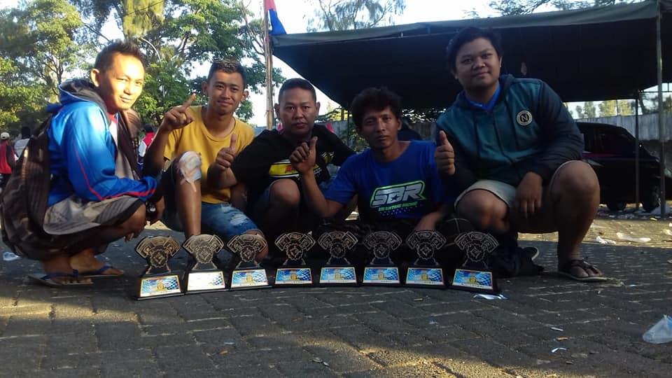 Raih Juara 4 Supermoto 180cc dan juara 5 120cc JurNas Final Road Race FDR Malang
