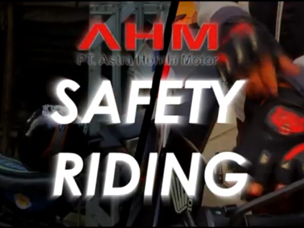Safety Riding Itu Perlu - Video SMKN 1 Geger