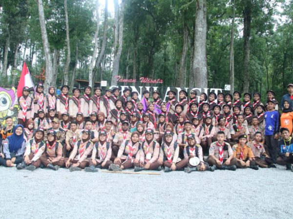 Pengembaraan Arjuna-Srikandi SMK Negeri 1 Geger