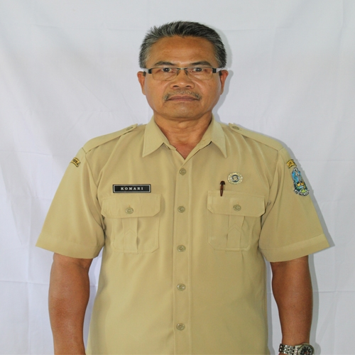 Drs. KOMARI