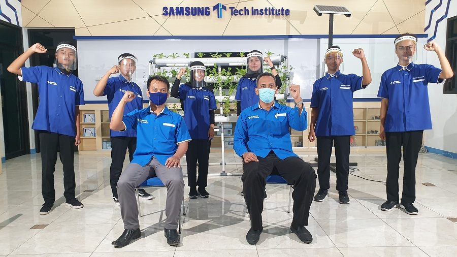 The Best Samsung Innovation Campus Project 2020