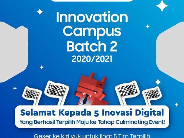 SMKN 1 Geger Masuk 5 Besar Samsung Innovation Campus 2021